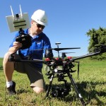 Peter Menet is the owner of Menet Aero, one of the few Wisconsin firms with FAA approval to fly drones for commercial purposes.